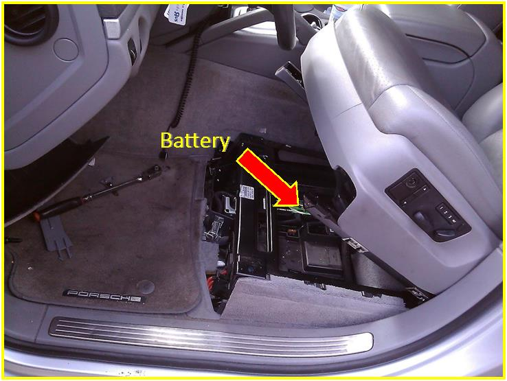Battery Location For Dodge Journey Autos Post
